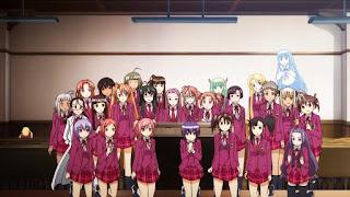جميع حلقات انمي Mahou Sensei Negima مترجم عدة روابط