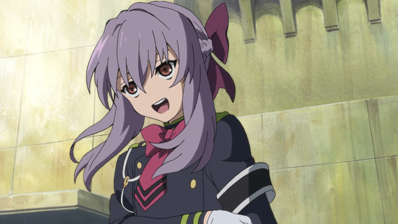 Owari no Seraph Wallpaper Screenshot Preview