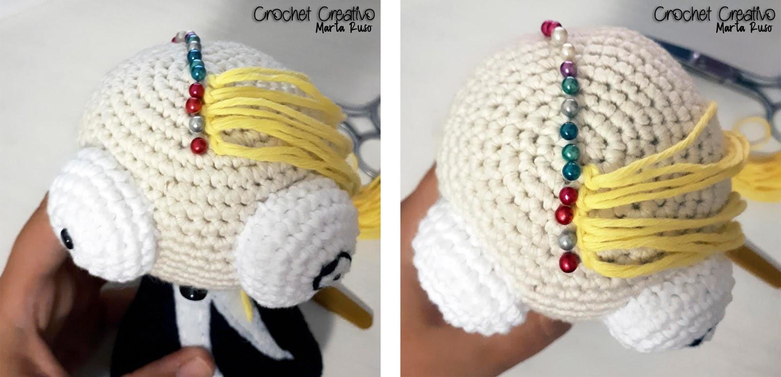 Marta Ruso Crochet Creativo: Lenore #RetoLenore [PATRÓN GRATIS]