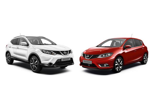 Τα Nissan Qashqai και Pulsar προσιτά όσο ποτέ!