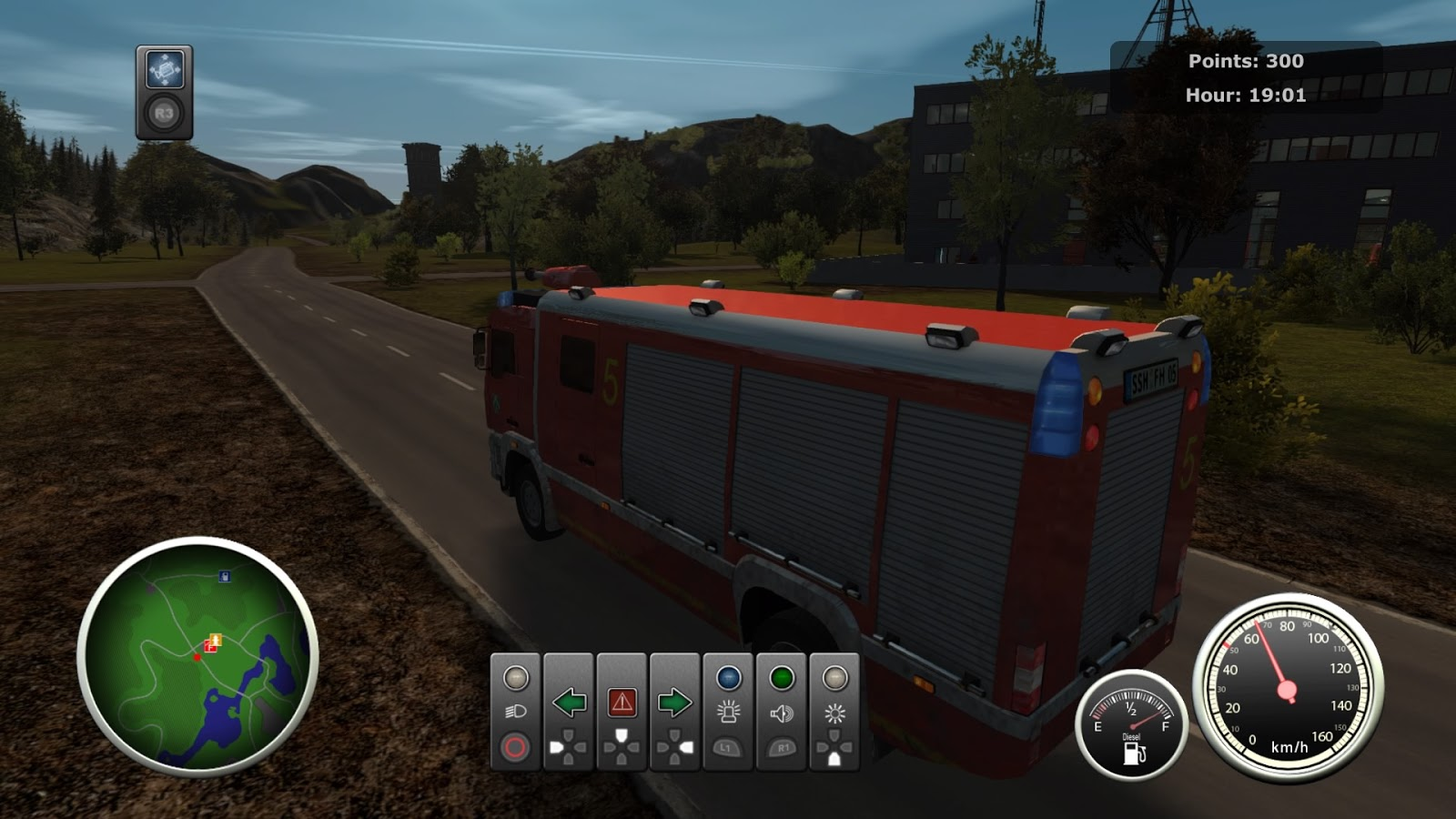 Review: Firefighters: The Simulation (Sony Playstation 4