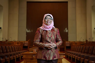 "<img src=""Singapura.jpg"" alt=""Anggota Politbiro Parti Komunis China(CPC)Resah,Singapura Miliki Presiden Muslim Keturunan Melayu "">"