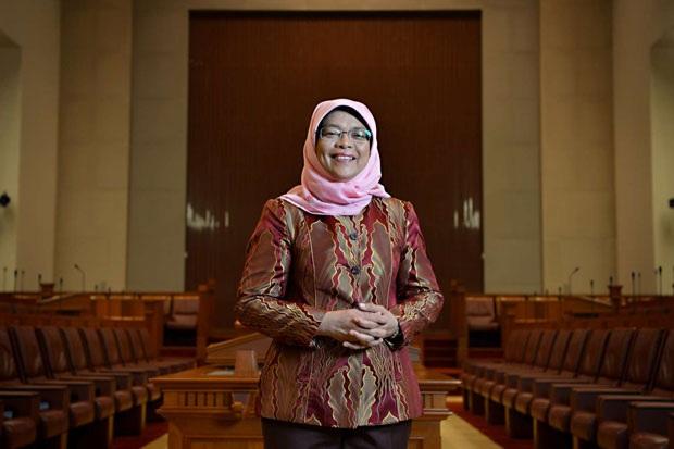 Anggota Politbiro Parti Komunis China(CPC)Resah,Singapura Miliki Presiden Muslim Keturunan Melayu