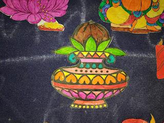 Navratri, Dussehra Bulletin Board ideas,Activities & Crafts