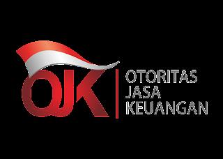 Logo OJK (Otoritas Jasa Keuangan) Vector