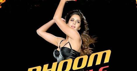 Katrina Kaif Latest Dhoom 3 Poster - 1 Pics