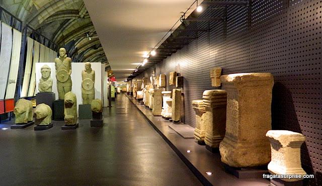Exposição no Museu de Arqueologia de Lisboa