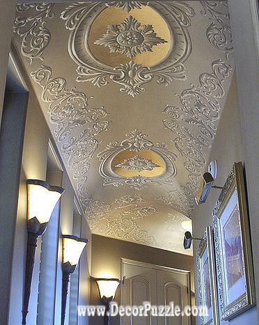 3d Roof Wallpaper Unique Ceiling Design Ideas 2016 For Creative Interiors