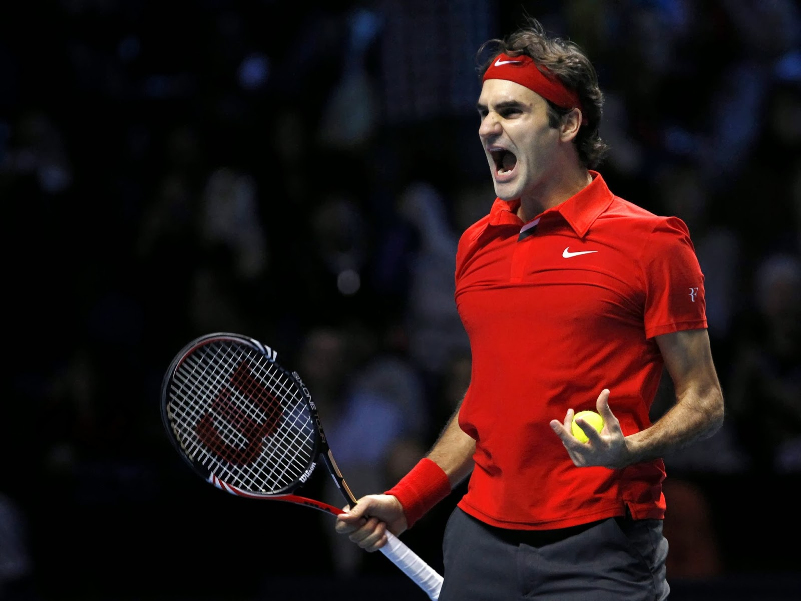 Roger Federer Pinterest: World Sport Star : Roger Federer Tennis Player