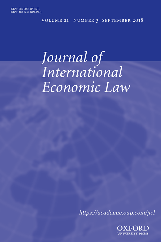 International Law Reporter: Call for Submissions: Journal of