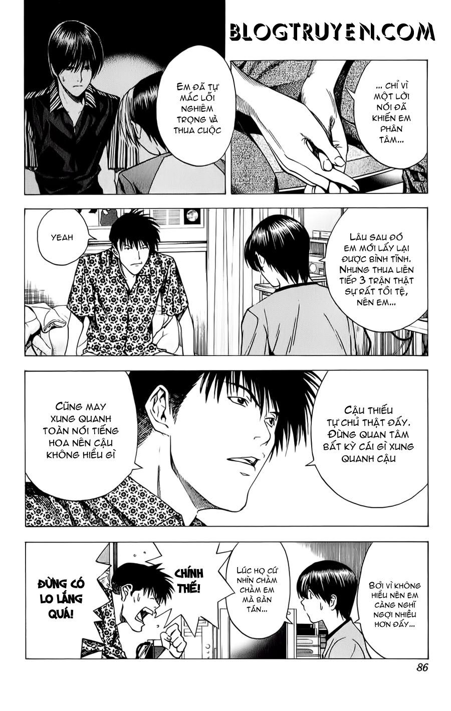 Hikaru No Go hikaru no go chap 134 trang 17