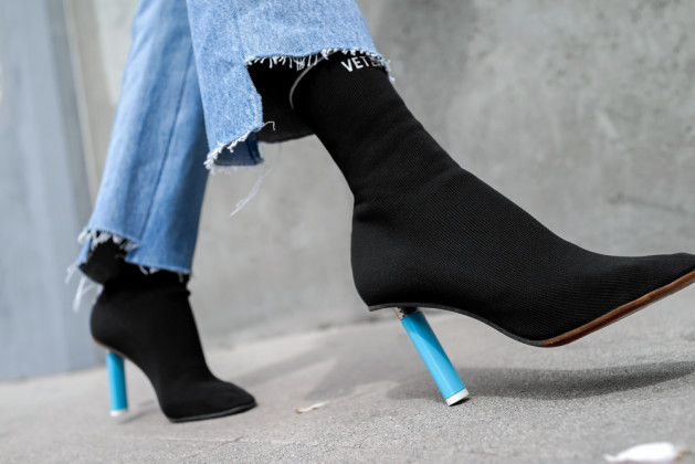 Vetements Lighter Heels Are Here