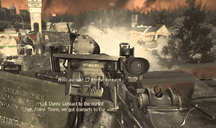 تحميل لعبة call of duty modern warfare 2 مضغوطة