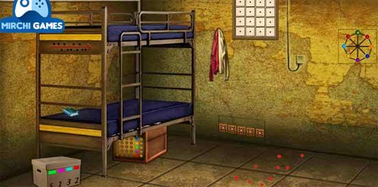 Abandoned Hostel Escape Juegos Solución