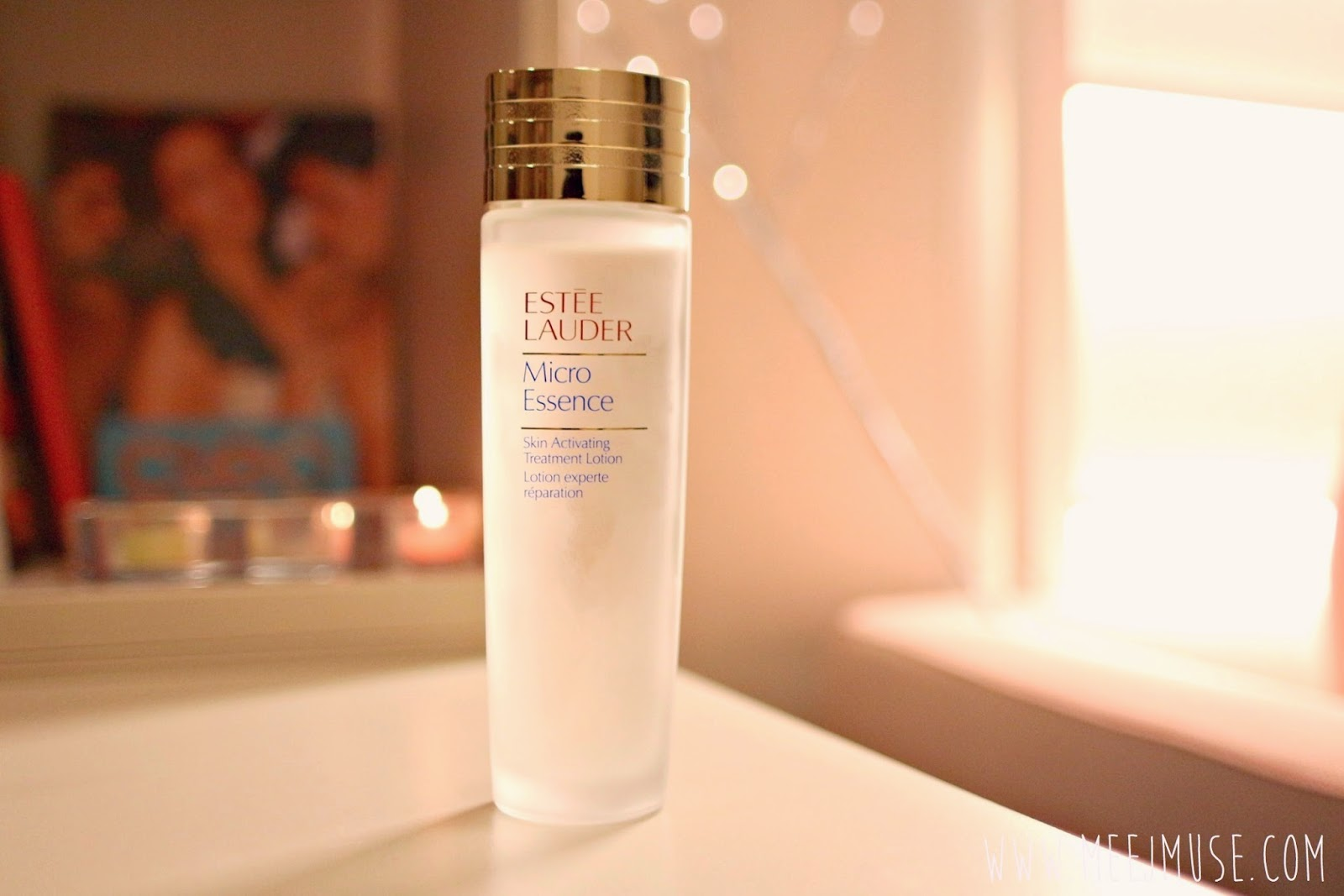 Estee Lauder Advanced Night Repair Before After Faces