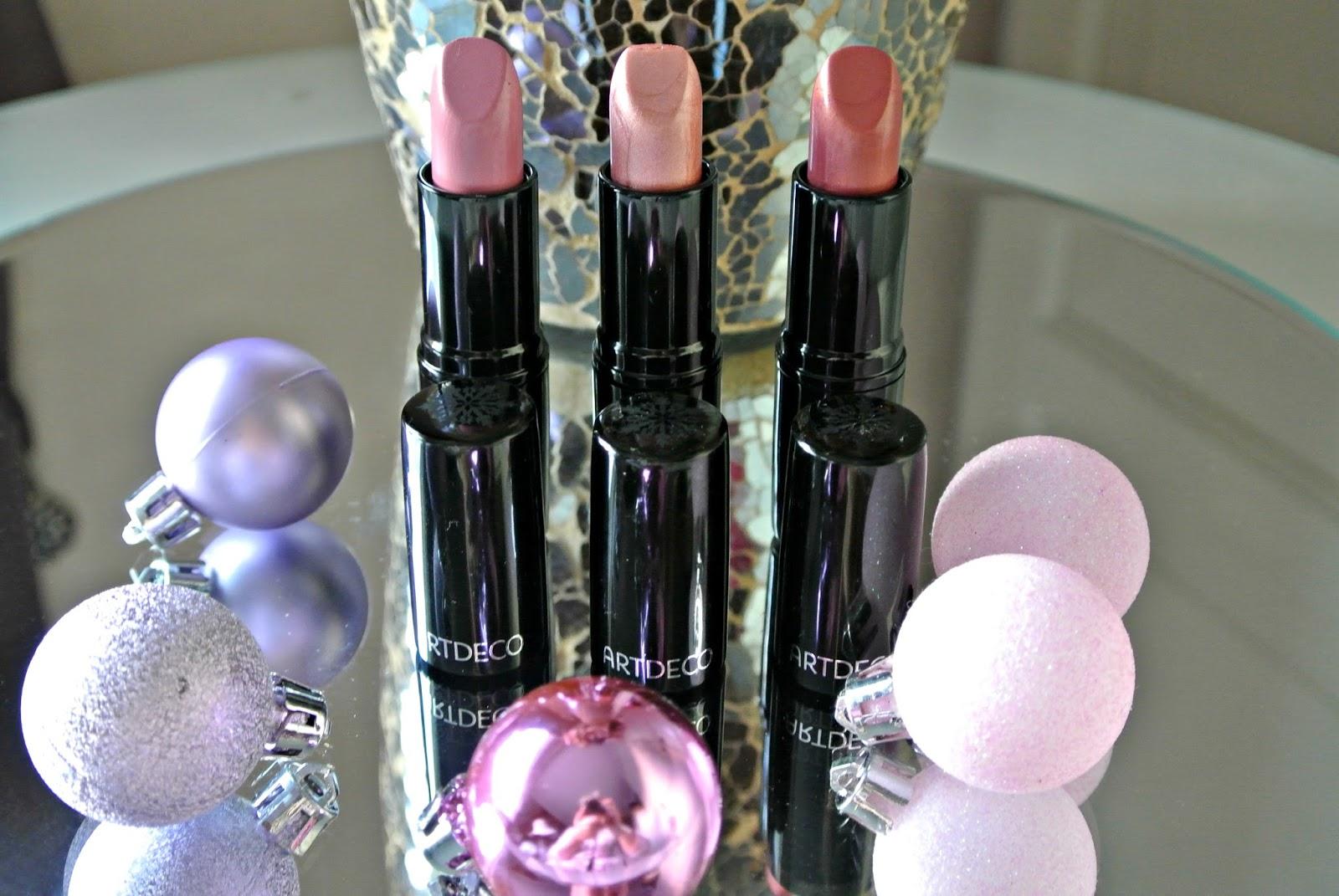 Artdeco Arctic Beauty Perfect Colour Lipstick