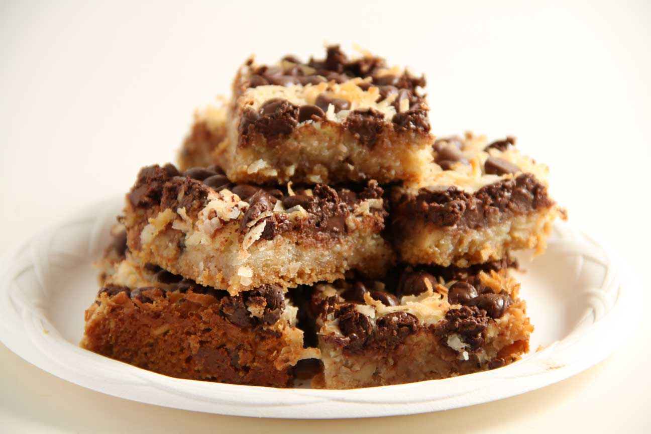 Staceys Stove Magic Cookie Bars