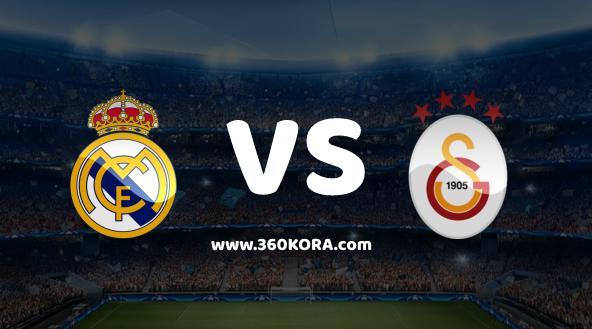 مشاهدة مباراة ريال مدريد وغلطة سراي بث مباشر