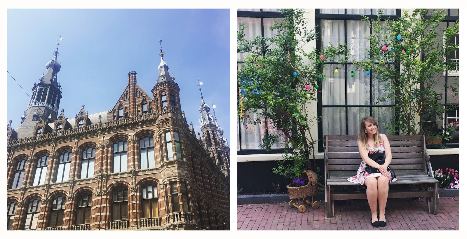 Pretty Corners of Amsterdam