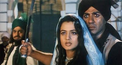 Gadar Movie Dialogues