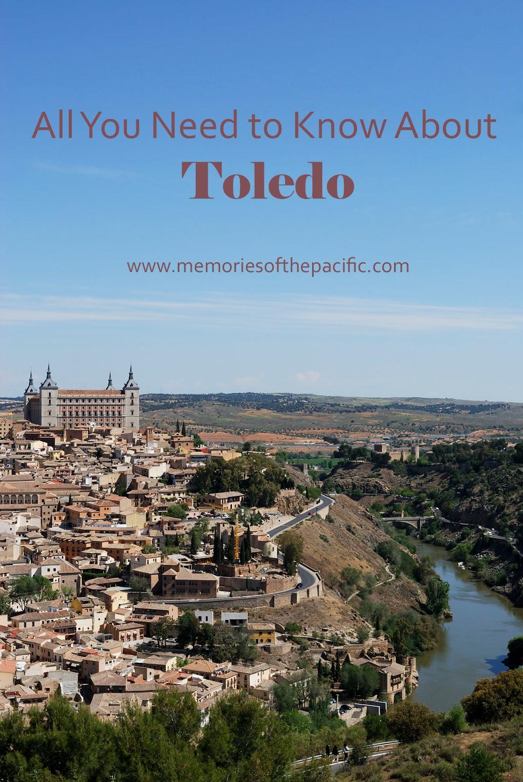 views vantage point mirado toledo spain landmark history travel guide tourism day trip itinerary