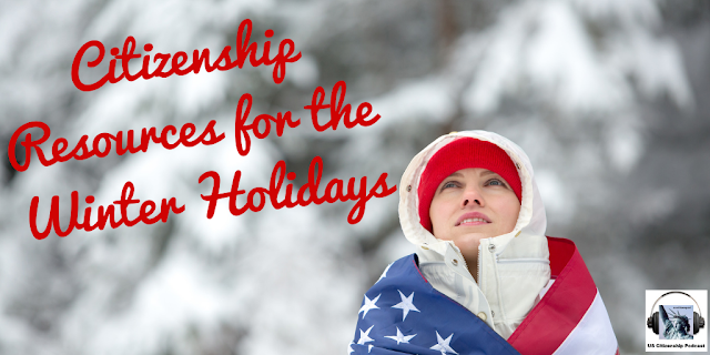Citizenship Resources for the Winter Holidays