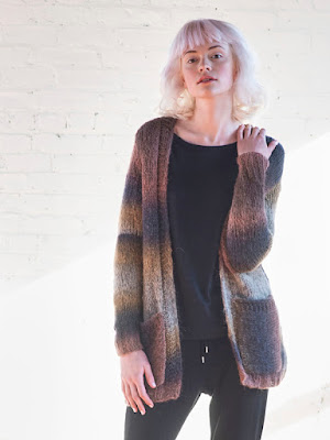Piave by Berroco Design Team, blogged by Dayana Knits