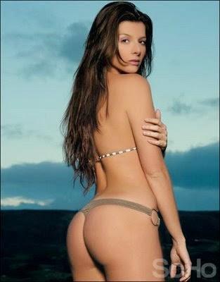 Carolina Cruz top colombian model
