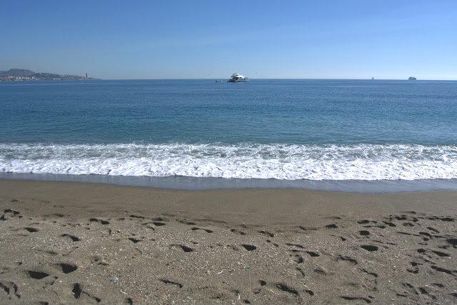 wybrzeże Costa del Sol, Hiszpania, wakacje
