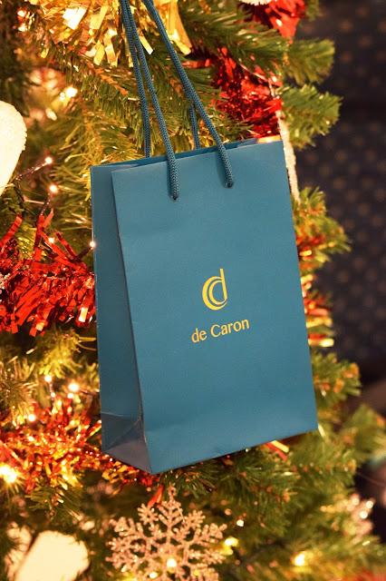 De-Caron Ring Watch
