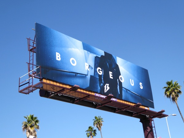 Borgeous 13 album billboard