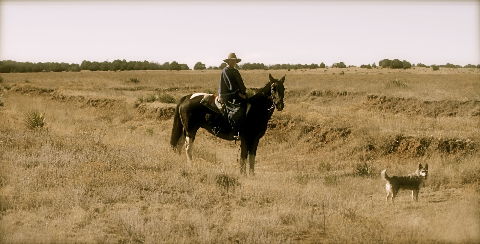 "NEW! See the movie of our ""book tour"" down the Santa Fe Trail!"