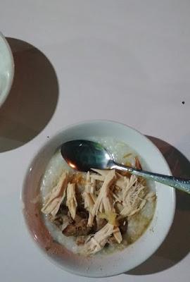 Bubur Ayam Pak Otong Pasar Andir