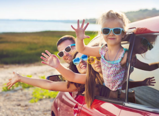 Tips To Entertain Children On A Long Road Trip