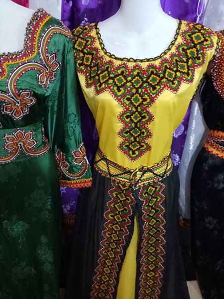 stokes photos des robes kabyle 2017 / 2018