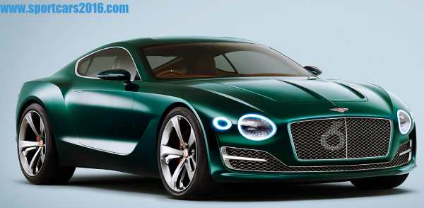 2017 Bentley Continental Speed