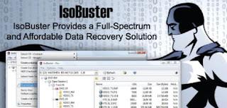 تحميل, برنامج, لاسترجاع, واسترداد, الملفات, من, الاسطوانات, التالفة, IsoBuster