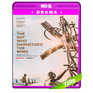El niño que domó el viento (2019) WEB-DL 720p Audio Dual Latino-Ingles