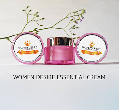 BAHAN UTAMA WOMEN DESIRE ESSENTIAL CREAM