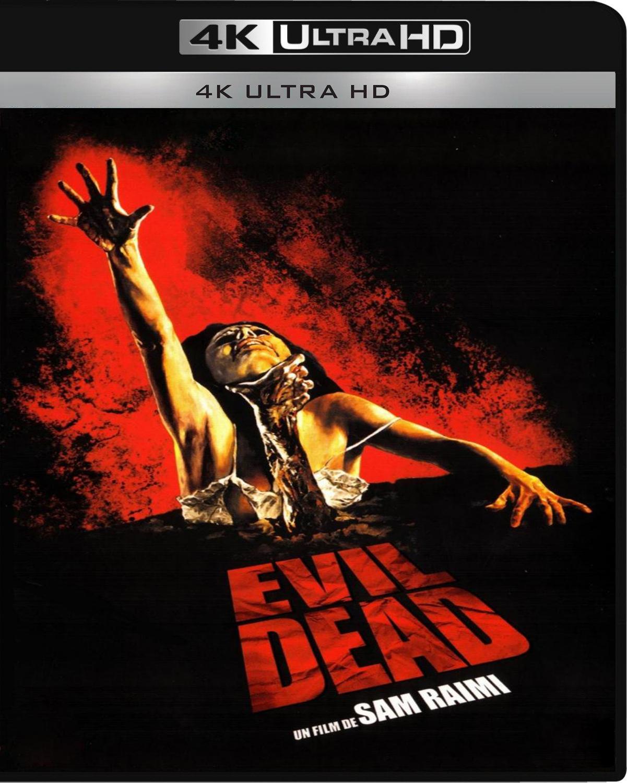 The Evil Dead [1981] [UHD] [2160p] [Latino]