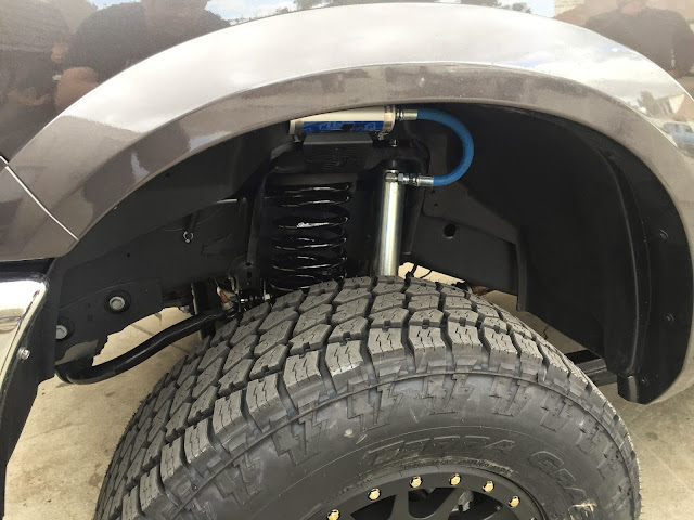 Nitto Grappler Mt >> CJC Off Road Blog: Carli Suspension 2014 Commuter/Pintop ...