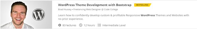 WordPress Theme Development with Bootstrap