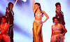 stunning jacqueline fernandez , performance at life ok screen awards ,