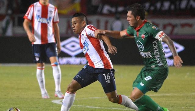 Patriotas vs Atletico Junior en vivo Semifinal Copa Colombia 8 Octubre 2017