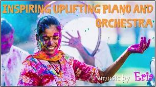 """Inspiring Uplifting Piano And Orchestra"""" border ="""