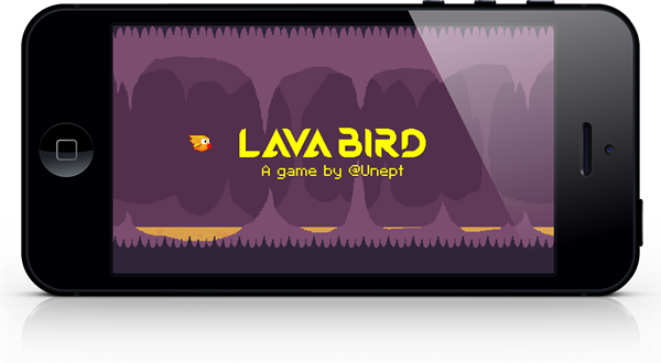 Lava Bird for iOS