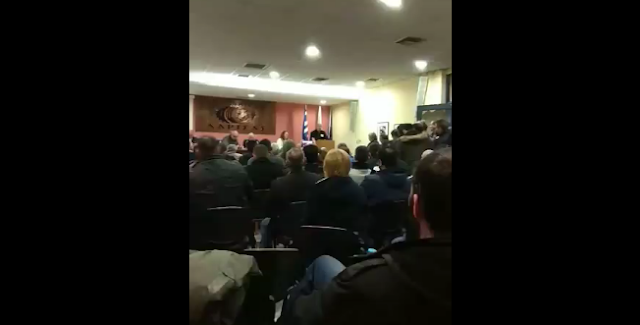Τάσος Ποντίκης ομιλία στην ΟΜΣΕ: Δώστε μου τη δυνατότητα να προσφέρω στον κλάδο...Video