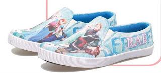 Sepatu Anak Perempuan  Tanpa Tali BRM 813