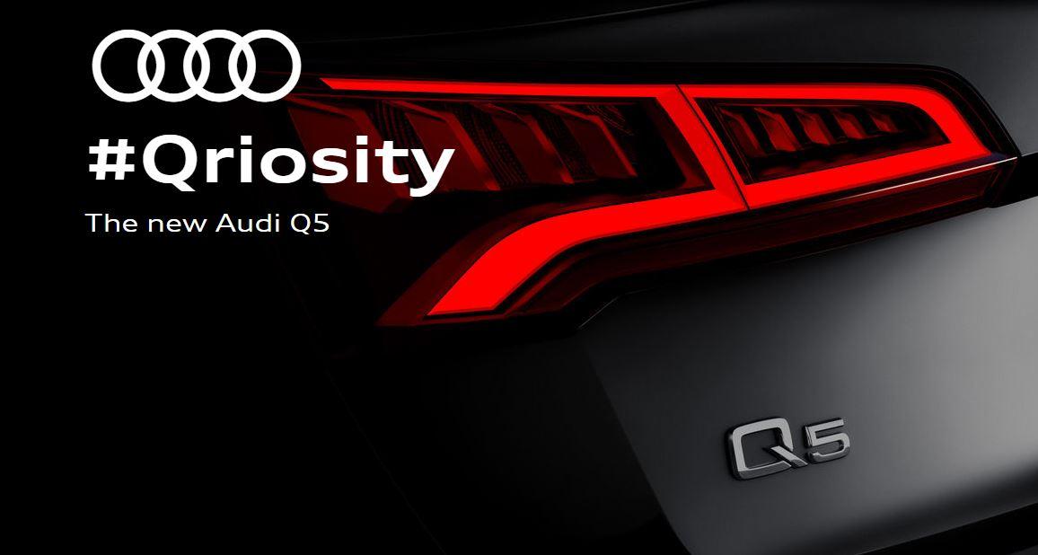 Presentazione nuova Audi Q5 2017