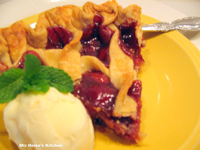 Best Cherry Pie at Miz Helen's Country Cottage